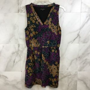 Madewell Broadway & Broome Silk Floral Dress - 2